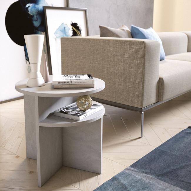 tavolino-lato-divano-rotondo-doppio-ripiano-updown